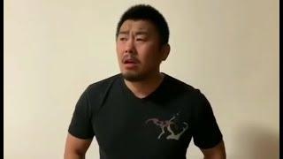 徐晓冬谈与吕刚比赛为何要化妆并化名徐冬瓜