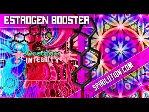 ★Powerful Estrogen Booster / Balancer ★ (Subliminals Brainwave Entrainment Intent Energy  Frequency)