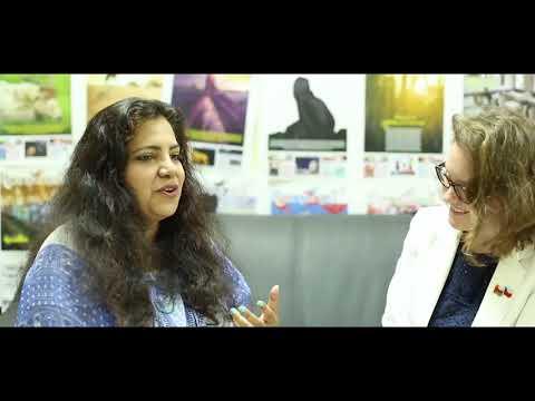 Jitka Mulacova speaks six languages meet with Oman Observer
