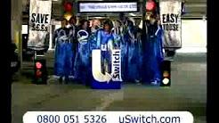 uSwitch Car Insurance 'Gospel' Advert