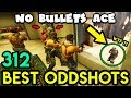 0 BULLETS USED ACE ! *WTF* - CS:GO BEST ODDSHOTS #312