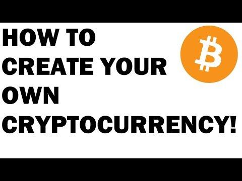 Wie konnen Sie mit Ihrem eigenen Cryptocurren beginnen?