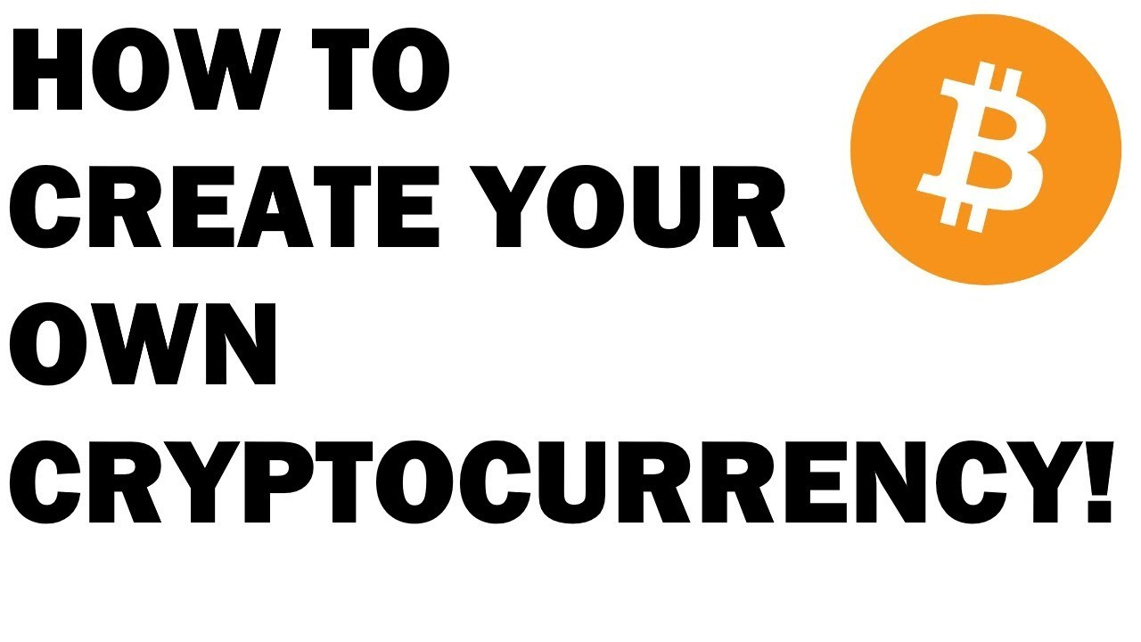 how to make a cryptocoin