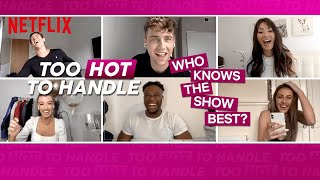 The Too Hot To Handle Cast Take On A Zoom Quiz (Play Along At Home)