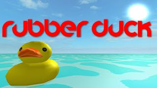 Rubber Duck - A ROBLOX Machinima