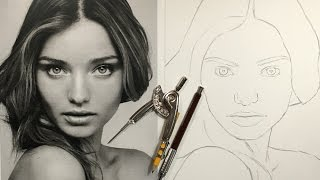 How to Draw a Perfect Head Shape - Basic Proportions