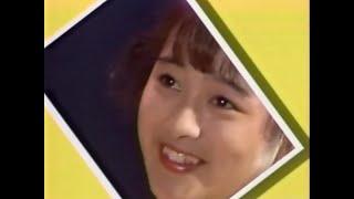 Ryote ippai no memory / Minayo Watanabe 1988 (Armful of memories) ☆Mina 374☆ 7th single Singles Chart 10 Sales 71060 Onyanko club No.29 TV ...