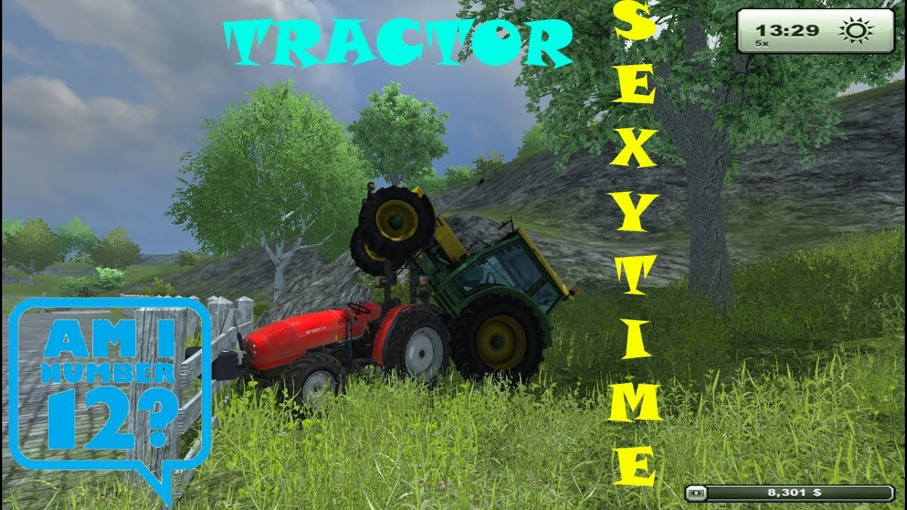 Love sex and tractors
