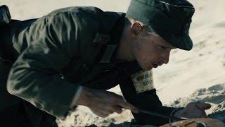第二次世界大戦後、デンマークの海岸で、死と隣り合わせの地雷撤去とい...