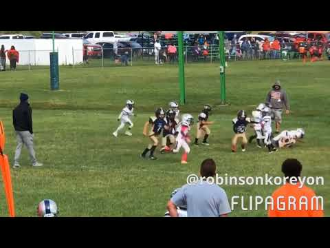 Lamar Jackson Peewee highlights