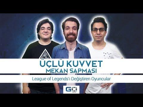 League of Legends'ı Değiştiren Oyuncular - Üçlü Kuvvet Mekan Sapması Sezon 1 Bölüm 15 thumbnail