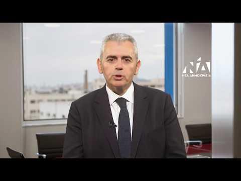 Δήλωση Μάξιμου Χαρακόπουλου για την εγκατάσταση μεταναστών στο Σύνταγμα