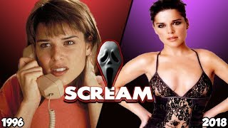 Scream Then And Now 2018