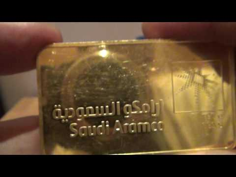 New ARAMCO Gold