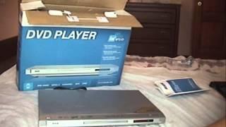 DVD Player BBK Обзор