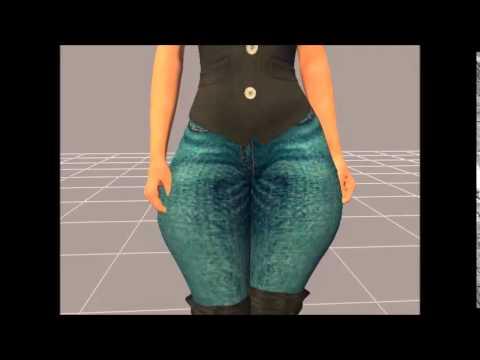 jeans booty vivian thumbnail