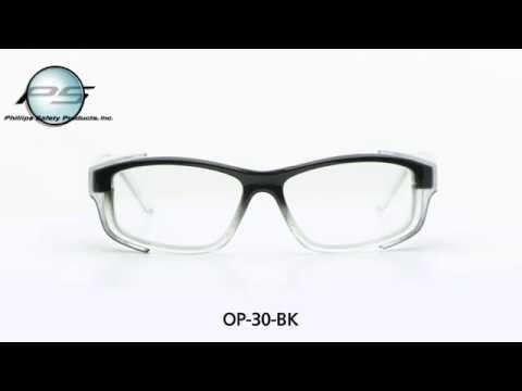3e13ce1a81 Prescription Safety Frames Model OP 28 BKF - YouTube
