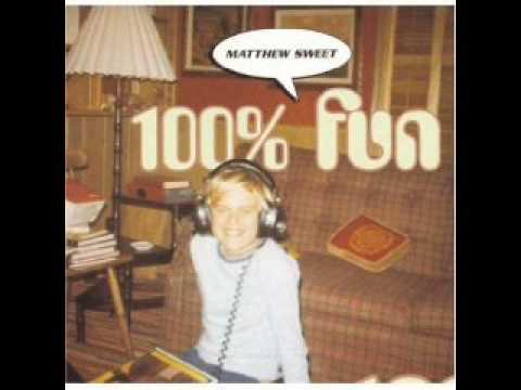 Matthew Sweet  Sick of Myself
