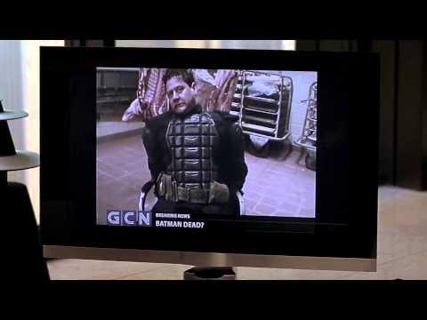 The Dark Knight: TV scene  HD