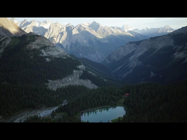 Mistaya Lodge - A  Backcountry Paradise