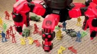 Р/у іграшка бойовий робот