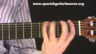 Spanish Guitar Lesson - Flamenco Guitar