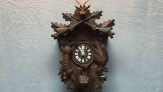 Bachmaier & Klemmer Cuckoo Clock