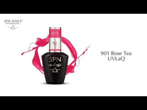 Video: 901 Rose Tea UV LaQ 8ml
