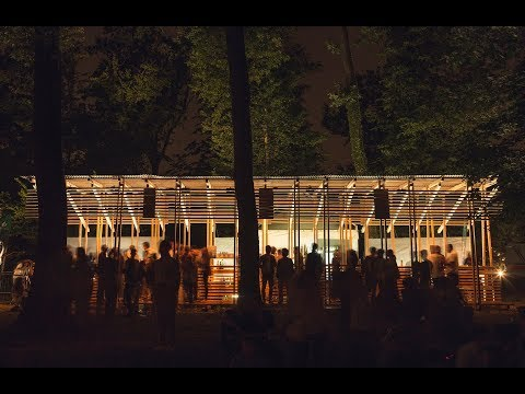 Imagine Listening To Music At This Ethereal Theatre and Bar In Milan | HD