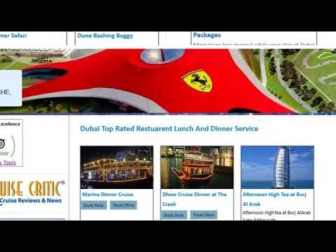 Explore city of gold with Dubai daily tours