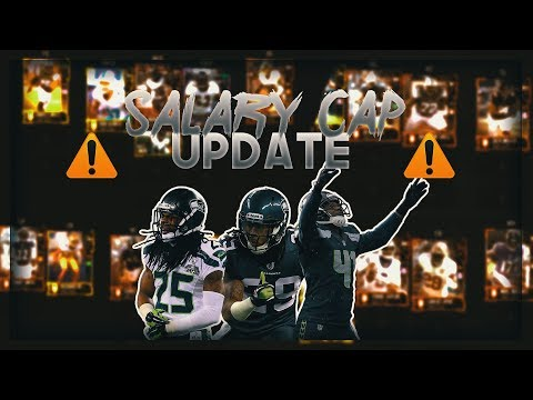 HOW TO BUILD A SALARY CAP TEAM UPDATE #3 MADDEN 18 ULTIMATE TEAM!