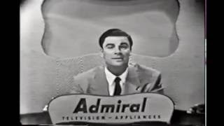 STOP THE MUSIC opening credits 1951 ABC long-running game show