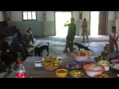 Serua, TNS - September 2014. HomeLand Trip. Cleaning Up Gereja #3