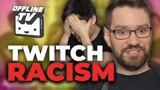 TWITCH RACISM CONTROVERSY Ft. Destiny, Pokimane, Disguised Toast and Scarra