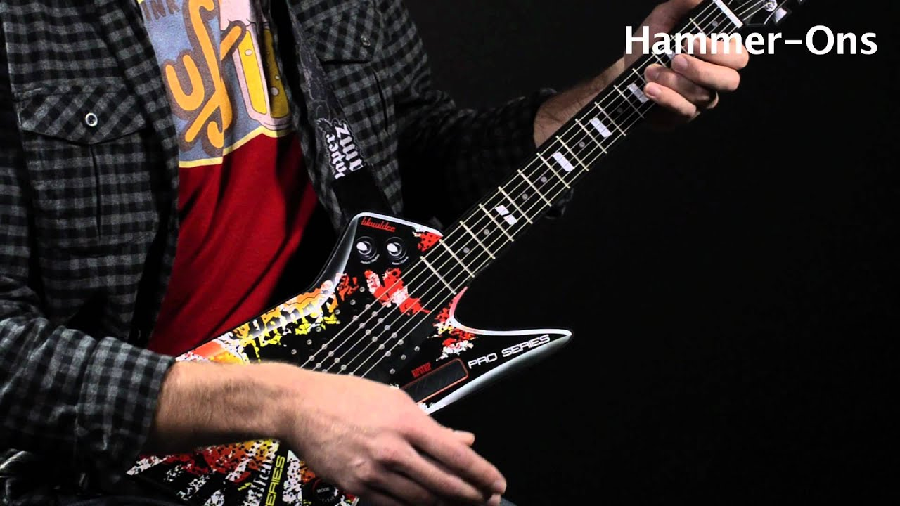 Paper Jamz Pro Guitar Video #3 - Freestyle Notes