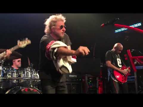 Watch Sammy Hagar & the Circle Perform Van Halen Tunes at the Troubadour in Hollywood