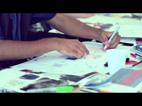 Ben Sherman & Teenage Cancer Trust / Shirt Design Workshop