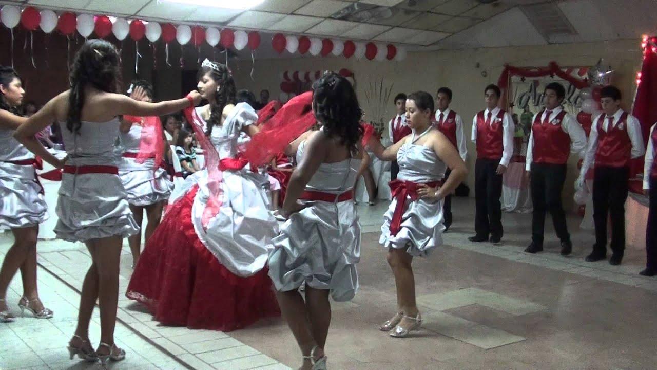 Vals cristiano xv jazive youtube for Silla quinceanera
