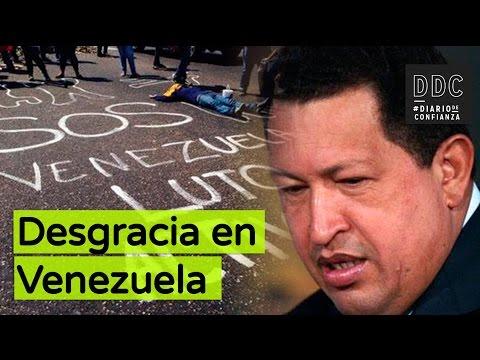 Desgracia en Venezuela