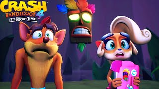 Crash Bandicoot 4: It's About Time Overview Trailer PS4 State of Play 2020