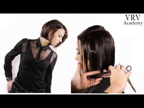 Очень эффектное брондирование для тонких волос! Сascade of dark and light strands.