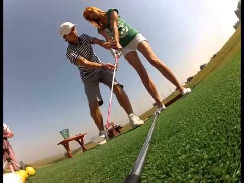 Видео: как играть в гольф?