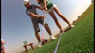 как играть в гольф?