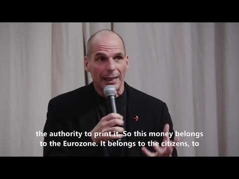Yanis Varoufakis on