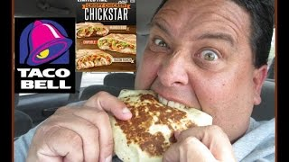 Taco Bell® Bacon Ranch Chickstar Review!
