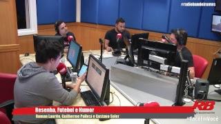 Resenha, Futebol e Humor - 04/10/2018