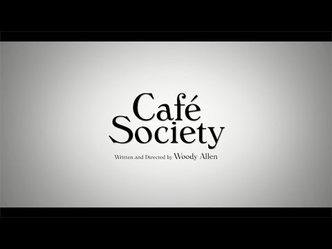 CAFE SOCIETY review - Grandma goes to the movies! (8-3-2016)