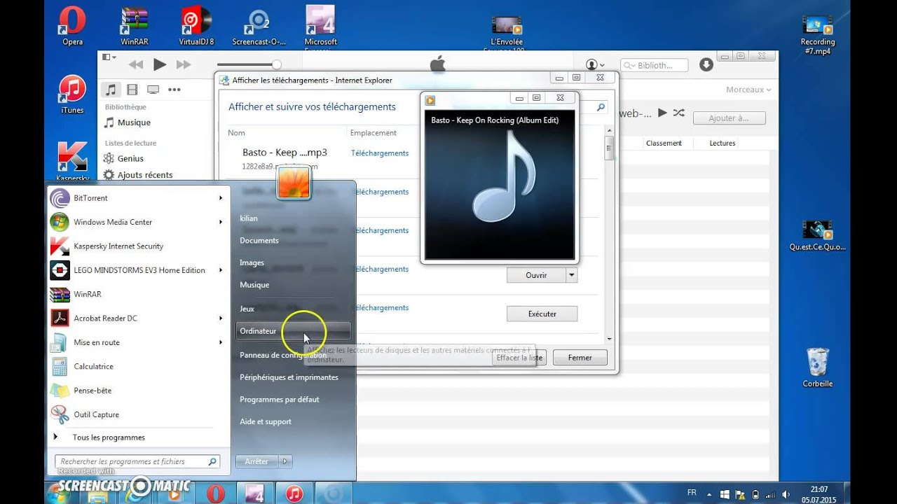 ROCKING KEEP TÉLÉCHARGER MP3 ON BASTO