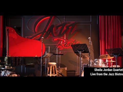 Sheila Jordan Quartet - Live @ The Jazz Bistro