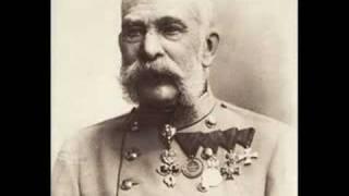 Tondokument  2. - Kaiser Franz Joseph I.